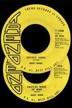 Sacred Cows/Castles Made Of Man