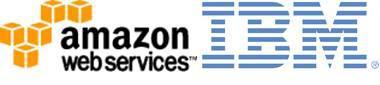 IBM and Amazon