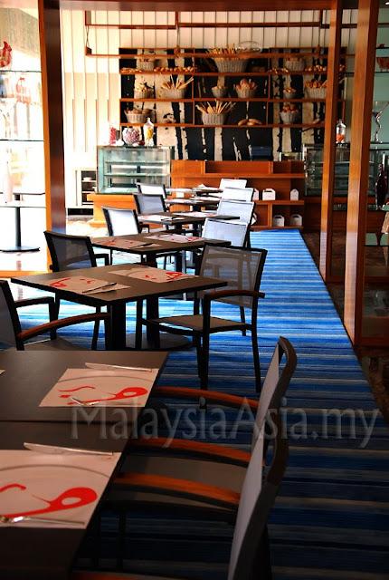 Restaurant Pullman Putrajaya