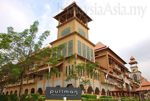 Review of Putrajaya Pullman Hotel and Resort