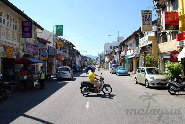 Photo of Chulia Street Penang