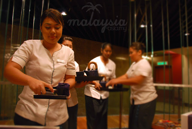 Spa Staff Pullman Resort Putrajaya