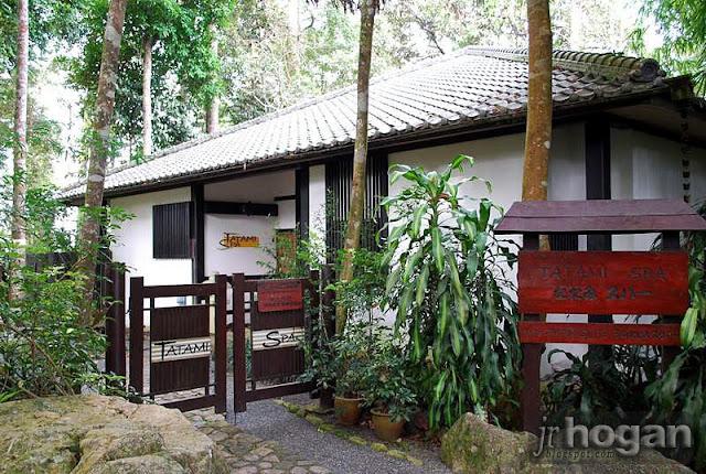 Berjaya Hills Tatami Spa