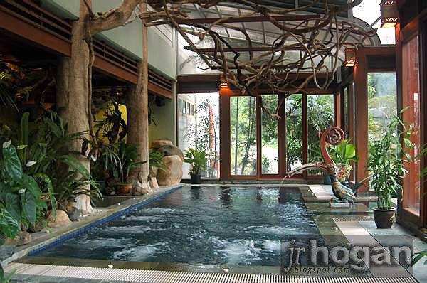Sarawak Bidayuh Spa