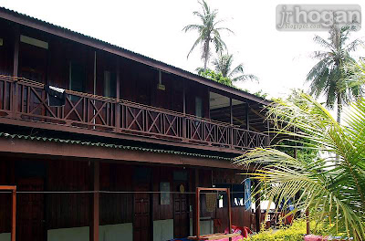 Rooms at Redang Lang Resort