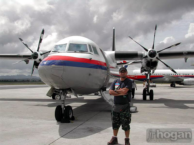 Fokker 50 MAS Rural Plane
