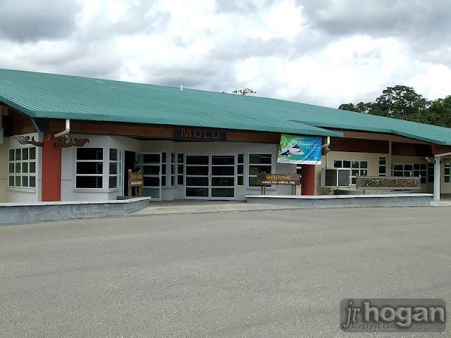 Airport at Mulu Sarawak