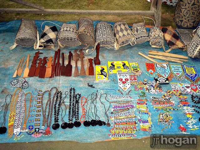Handicraft Penan People