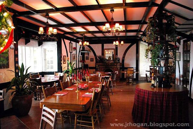 Bala's Chalet British India Restaurant