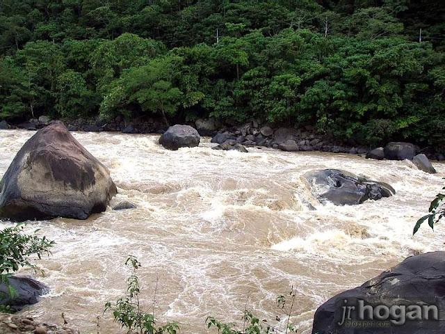 Sabah class 5 rapids