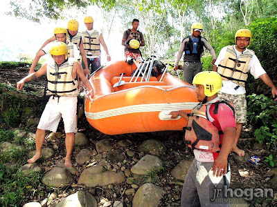 rafting photo at padas river