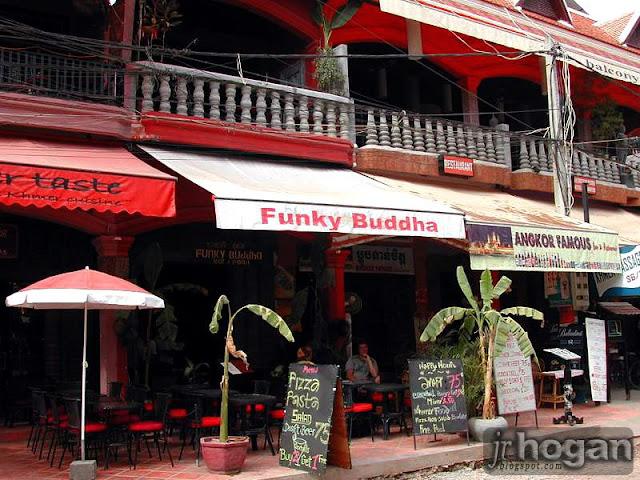 Siem Reap Funky Buddha
