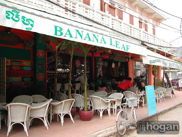 Siem Reap Banana Leaf Restaurant
