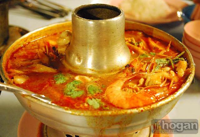 Petaling Jaya Seafood Tom Yum