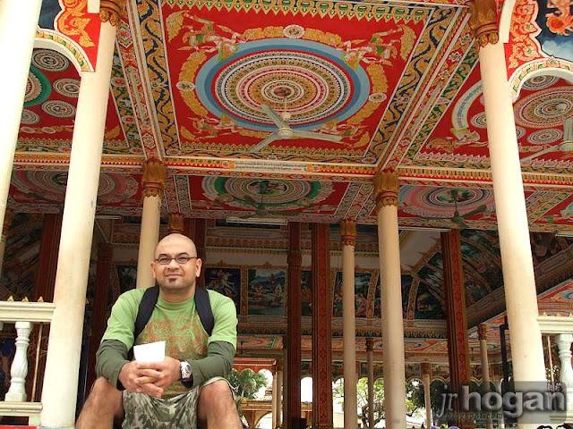 Laos Wat That Luang Tai