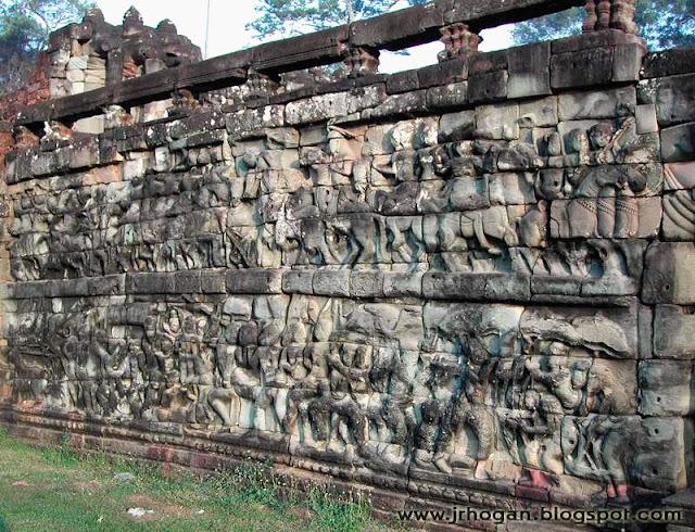 Siem Reap Elephant Terrace