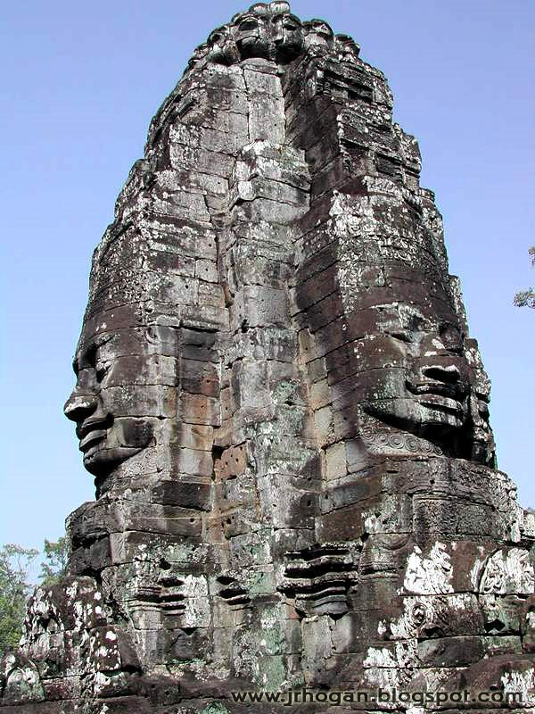 Photography at Bayon Temple