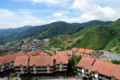 Room View of Equatorial Hotel Cameron Highlands