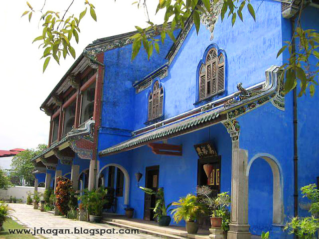 Penang Cheong Fatt Tze Blue Mansion