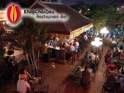 Khop Chai Deu Restaurant and Bar