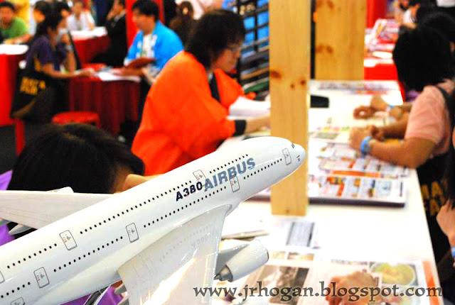Airbus A380 Matta Fair Package Promotion