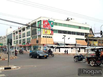 Laos Talat Sao Market