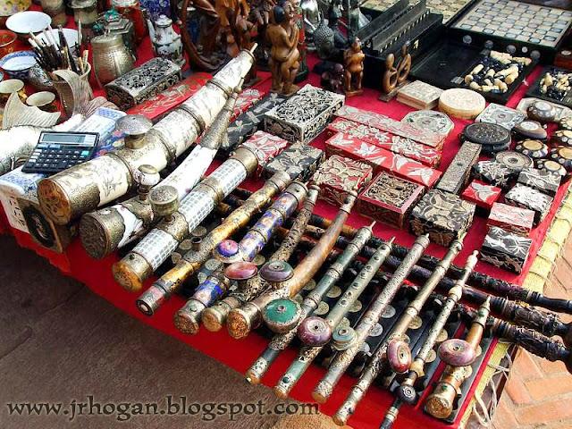 Antiques in Luang Prabang