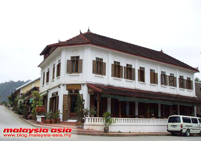 Luang Prabang Say Nam Khan Hotel