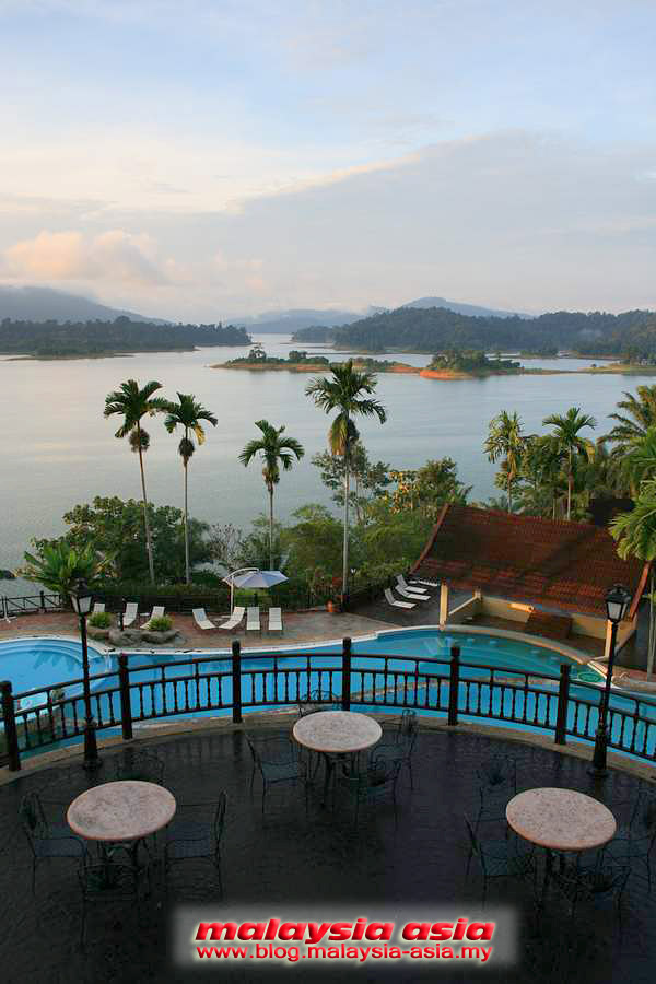 Photo of Kenyir Lake