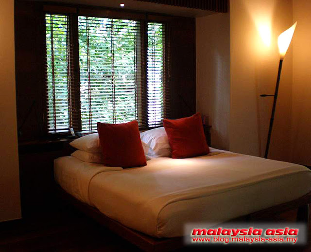 Bedroom The Datai Villa