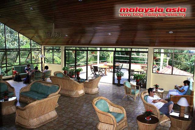 Kinabalu Park Liwagu Restaurant