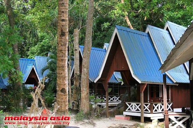Coral View Island Resort Garden Chalets