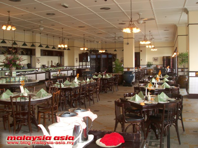 E&O Penang Sarkies Restaurant