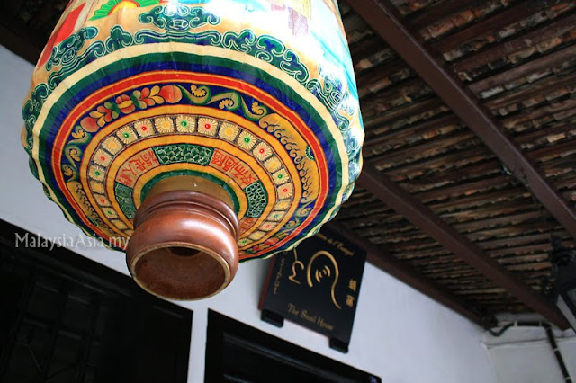 Traditional Lantern from Melaka