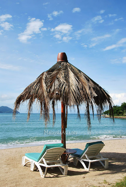 TAJ Hotel Rebak Island Resort
