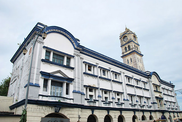 Old Police Station Penang