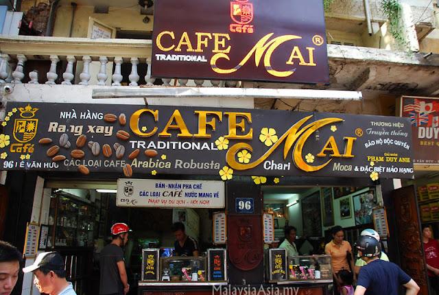 Hanoi Cafe Mai