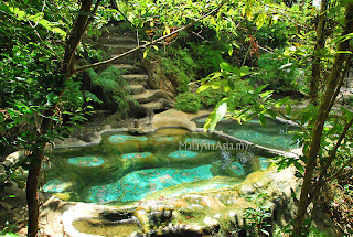 Hot Spring Pools Krabi