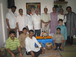 Country & Eastern: Prog in Pt Taranath's memory at Trinity Club, Mumbai