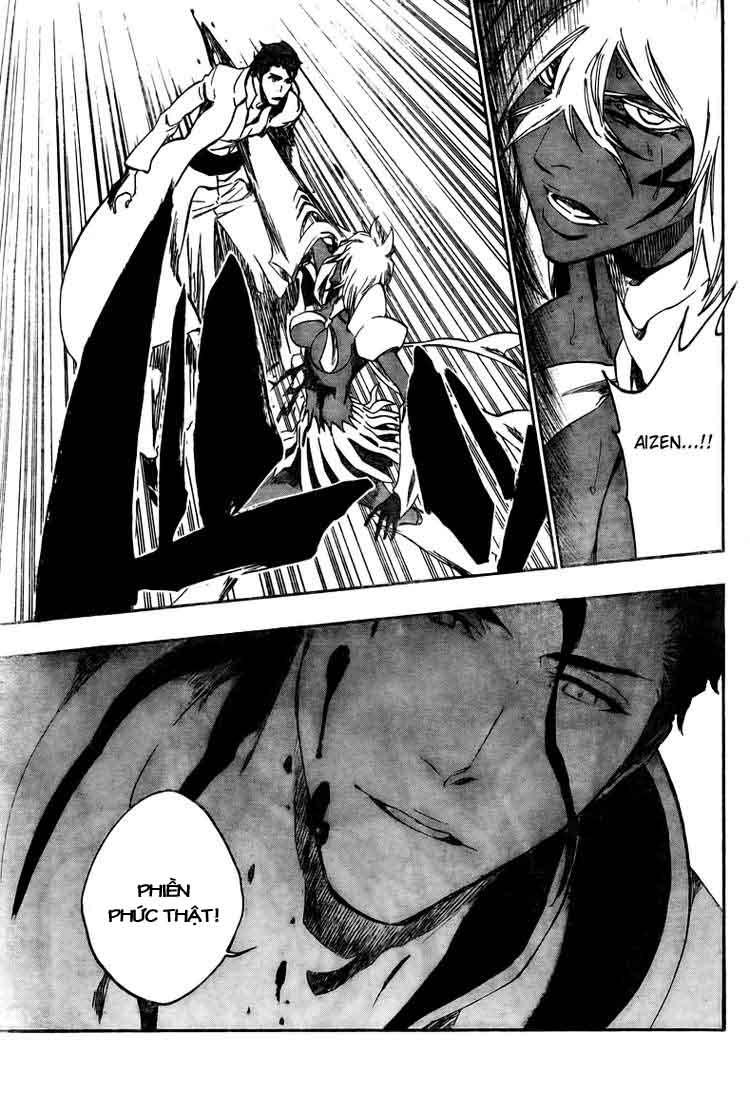 Bleach chapter 376 trang 3