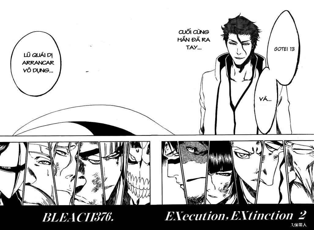 Bleach chapter 376 trang 6