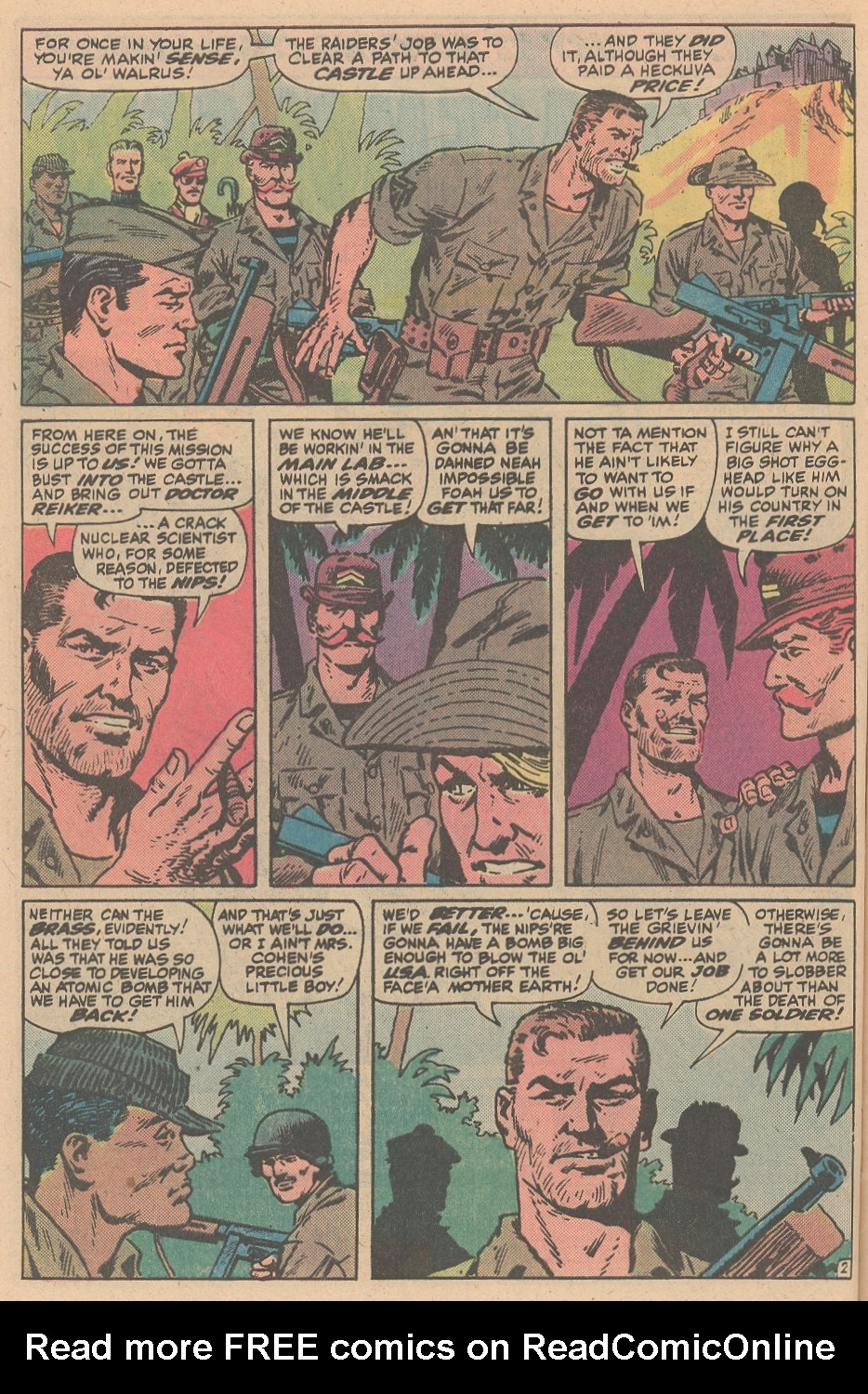 Read online Sgt. Fury comic -  Issue #161 - 4