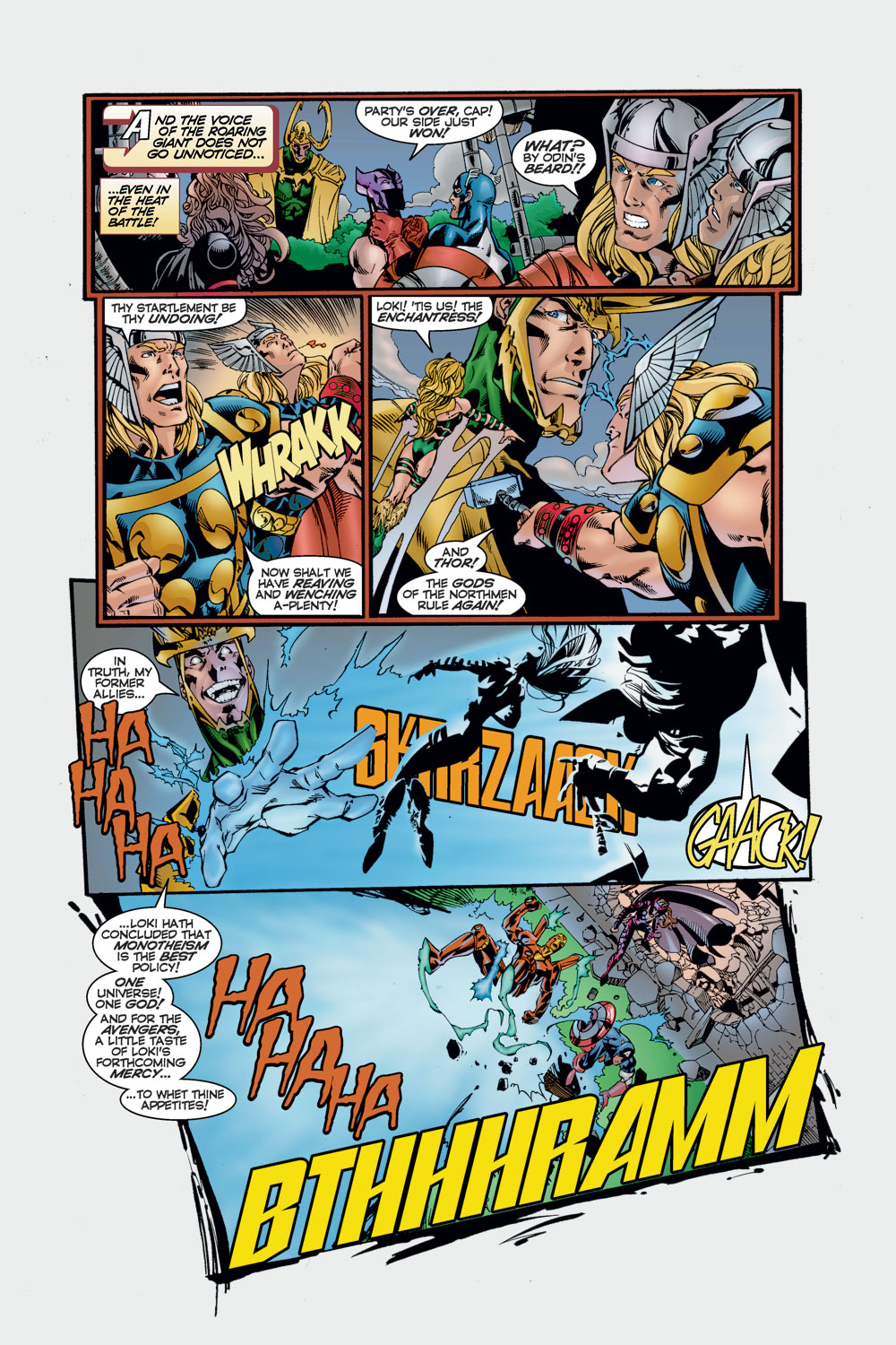 Read online Avengers (1996) comic -  Issue #11 - 3