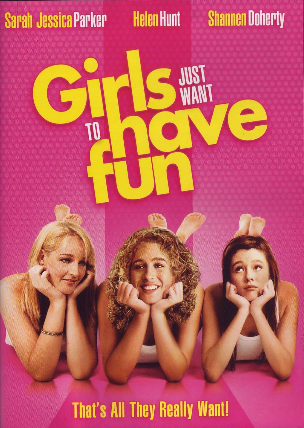 The Beta-Friend Blog: Girls Just Want to Have Fun - Lynne