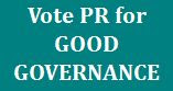 Vote Pakatan Rakyat for Good Governance