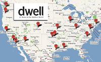Dwell magazine now lists regional websites with a modern slant!