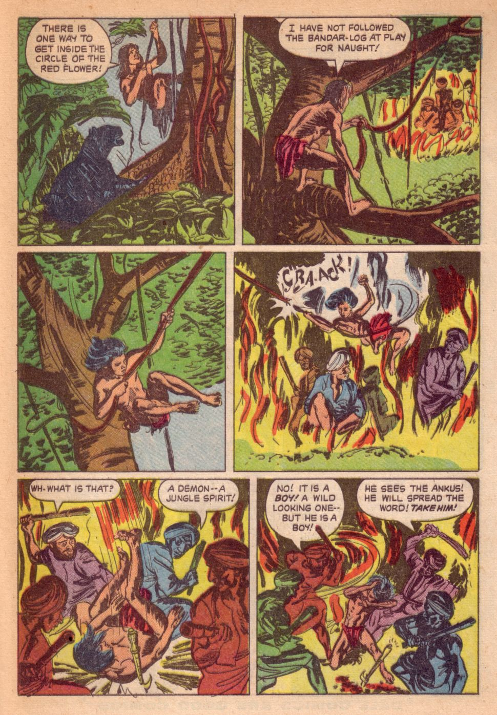Four Color Comics issue 620 - Page 33