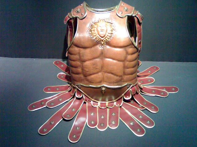 armure romaine, rome, italie, rome en images