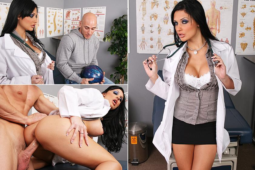 Brazzers doctor adventures doctor engañé a mi chica