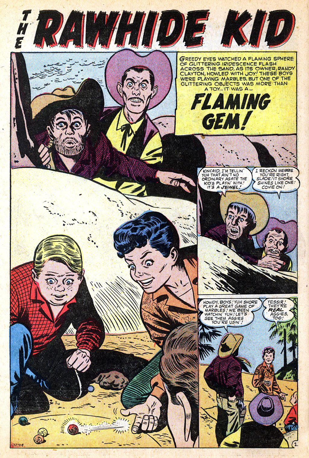 The Rawhide Kid (1955) issue 4 - Page 10